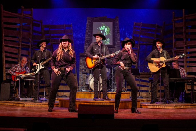Company of Kings and Queens of Country, Drayton Entertainment, 2018 Season